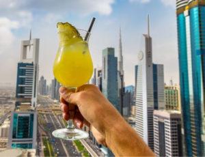 Алкоголь в Дубае