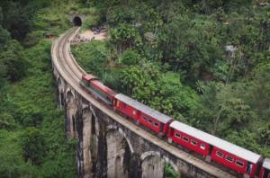Поезд из Канди в Эллу