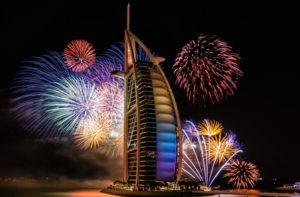 Тур на новый год в Эмираты