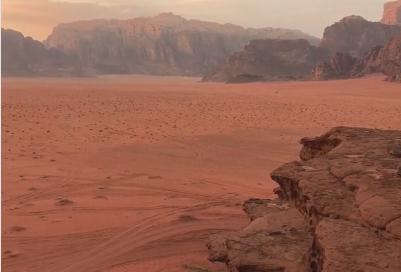 Пустыня Wadi Ram