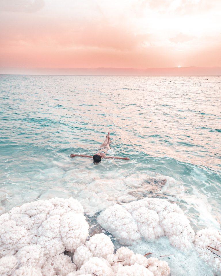 мертвое море в иордании