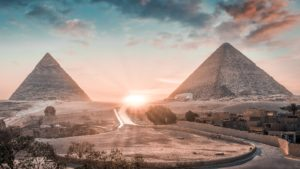 Где остановиться во время путешествия в Египет