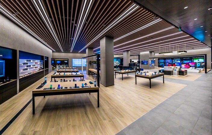 магазин электроники в Дубае
