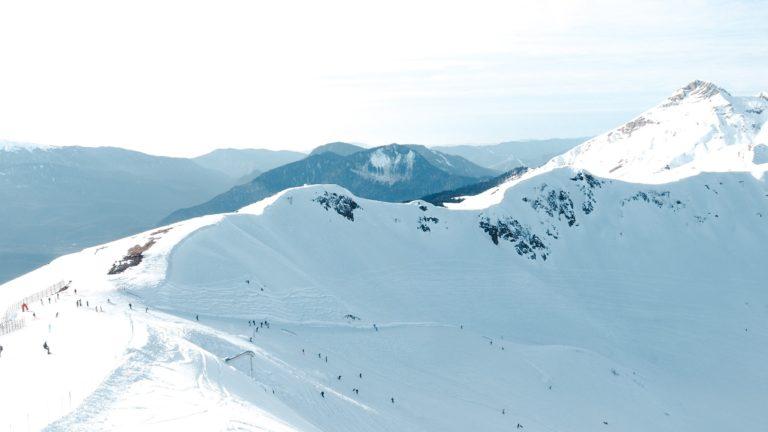 Всё о горнолыжном курорте «Роза Хутор»