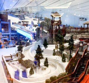 Горнолыжный комплекс «Ski Dubai» в Дубае: кому подходит и сколько это стоит (ОАЭ)